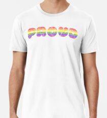 Proud - LGBT+  Premium T-Shirt