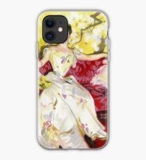 Zorn Lady Portrait Study iPhone Case