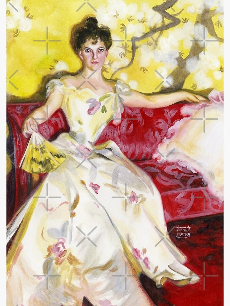 Zorn Lady Portrait Study by HajraMeeks