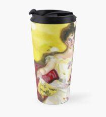 Zorn Lady Portrait Study Travel Mug