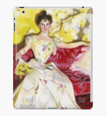 Zorn Lady Portrait Study iPad Case/Skin