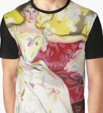 Zorn Lady Portrait Study Graphic T-Shirt