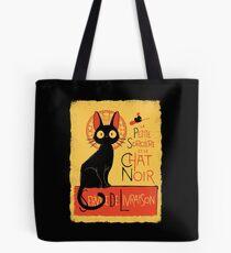 La Petite Sociere et le Chat Noir - Service de Livraison Tote Bag