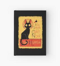 La Petite Sociere et le Chat Noir - Service de Livraison Hardcover Journal