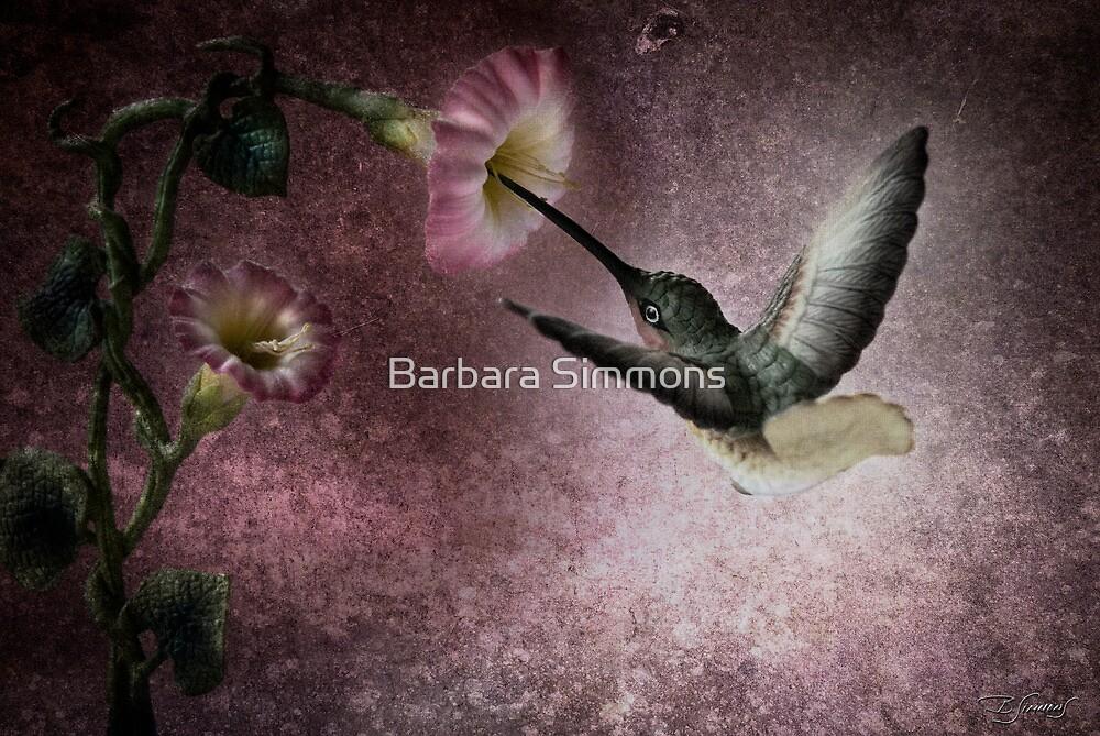 The Flower Seeker by Barbara Simmons