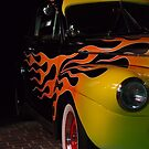 Flamin'Cool 1941 Ford by boydcarmody