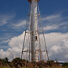 Lighthouse on Gasparilla Island by Joe Elliott