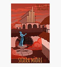 Welcome to Sierra Madre Photographic Print