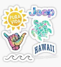 Sommer Sticker Pack # 2 (m / l bekommen) Sticker