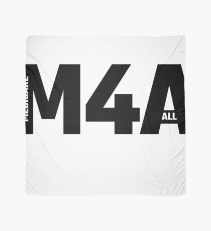 M4A - Medicare For All Scarf