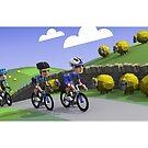 #PolyPeloton : Tour de Yorkshire by PolyPeloton