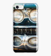1959 Cadillac Sedan Deville (Series 62) Grill iPhone Case/Skin