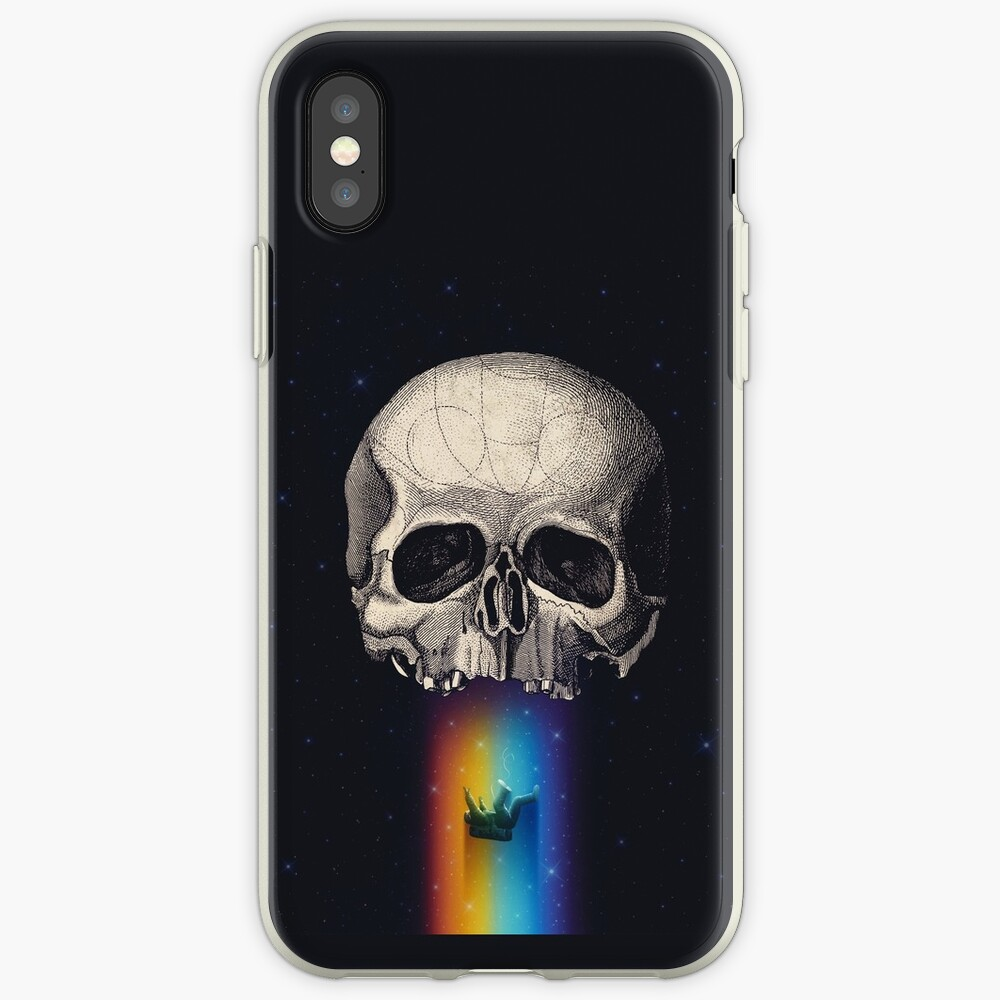 Iridescent Oblivion iPhone Cases & Covers