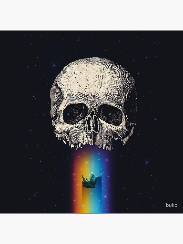 Iridescent Oblivion by buko