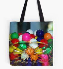 Colorful Gumballs Tote Bag