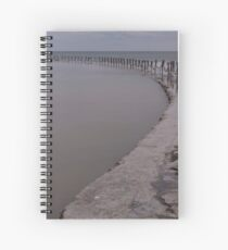 The Canoe Pool Spiral Notebook