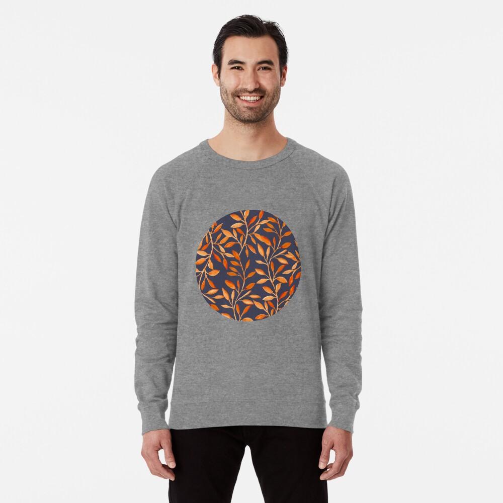 Autumn pattern Lightweight Sweatshirt