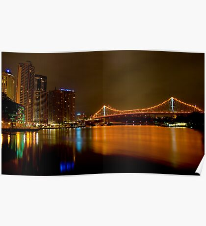 Storey Bridge Poster