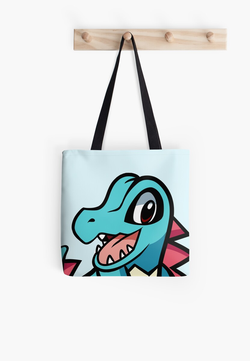 Totodile by Pepooni