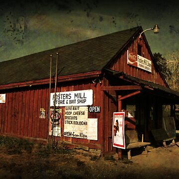 Foster's Mill Store by patmonty