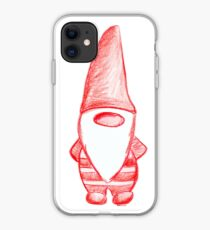 My little gnome iPhone Case