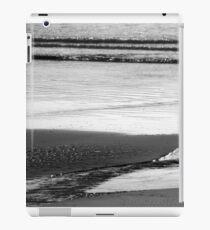 Standoff At The Beach iPad Case/Skin