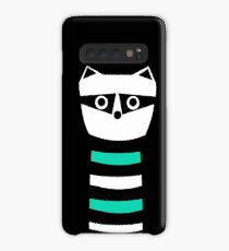 Troublesome Raccoon Case/Skin for Samsung Galaxy