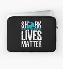 Hai lebt Angelegenheit Blauhai Laptoptasche