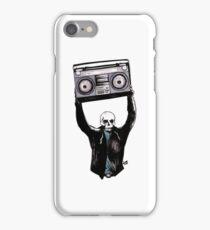 Boombox iPhone Case/Skin