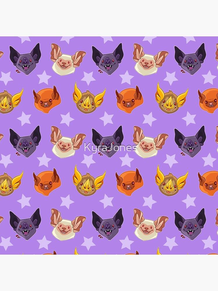 Bat Cuties by KyraJones