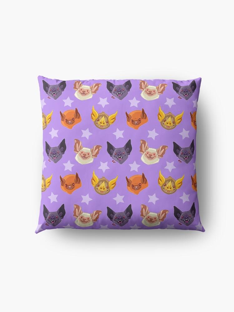 Alternate view of Bat Cuties Floor Pillow