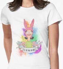 Louise Belcher Women's Fitted T-Shirt