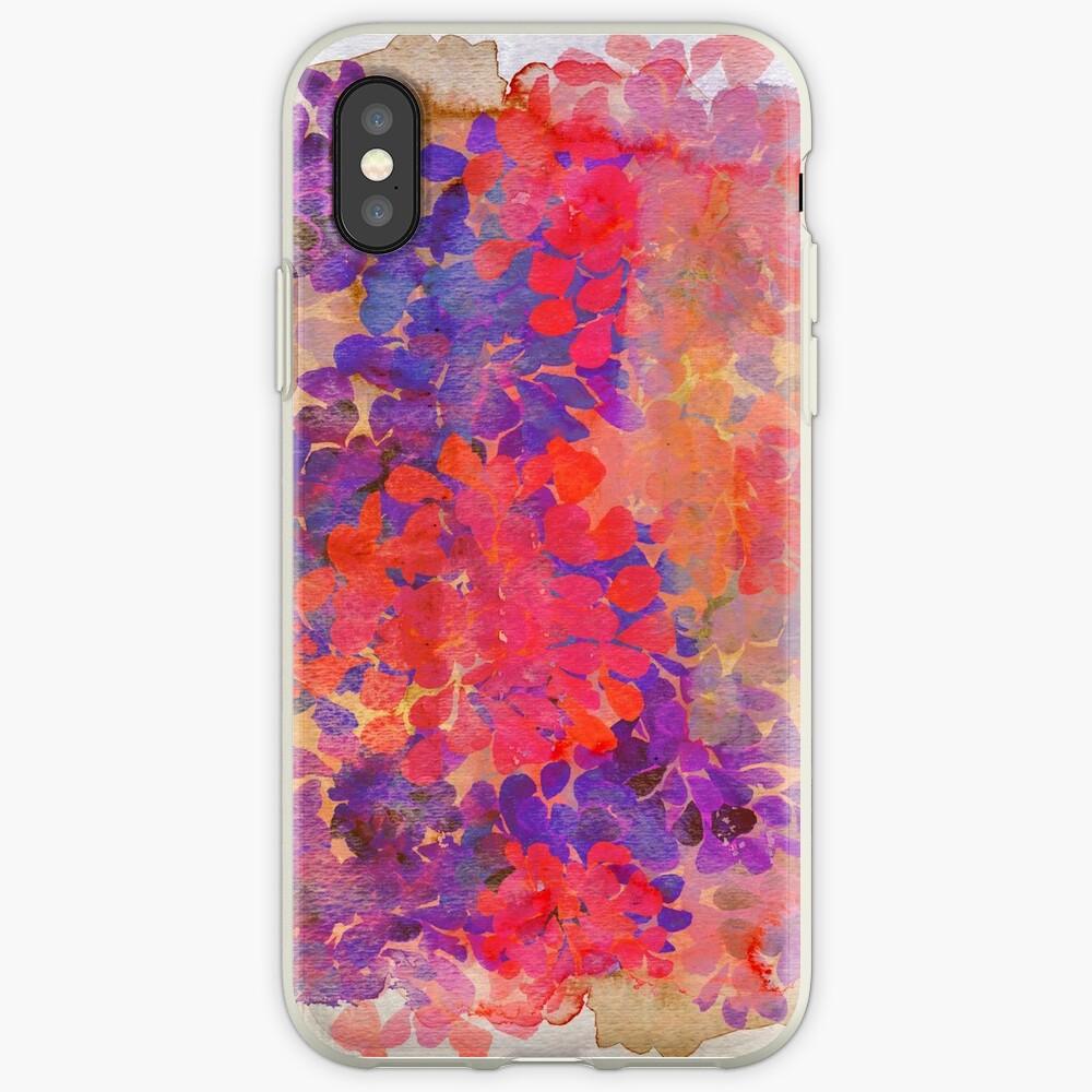 florale Komposition iPhone-Hülle & Cover