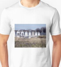 Changing Rooms Watch Hill, Rhode Island Unisex T-Shirt