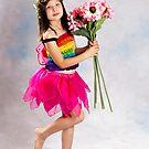 Flower Fairy by Squealia