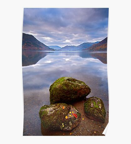 Ullswater - Early Morning Poster