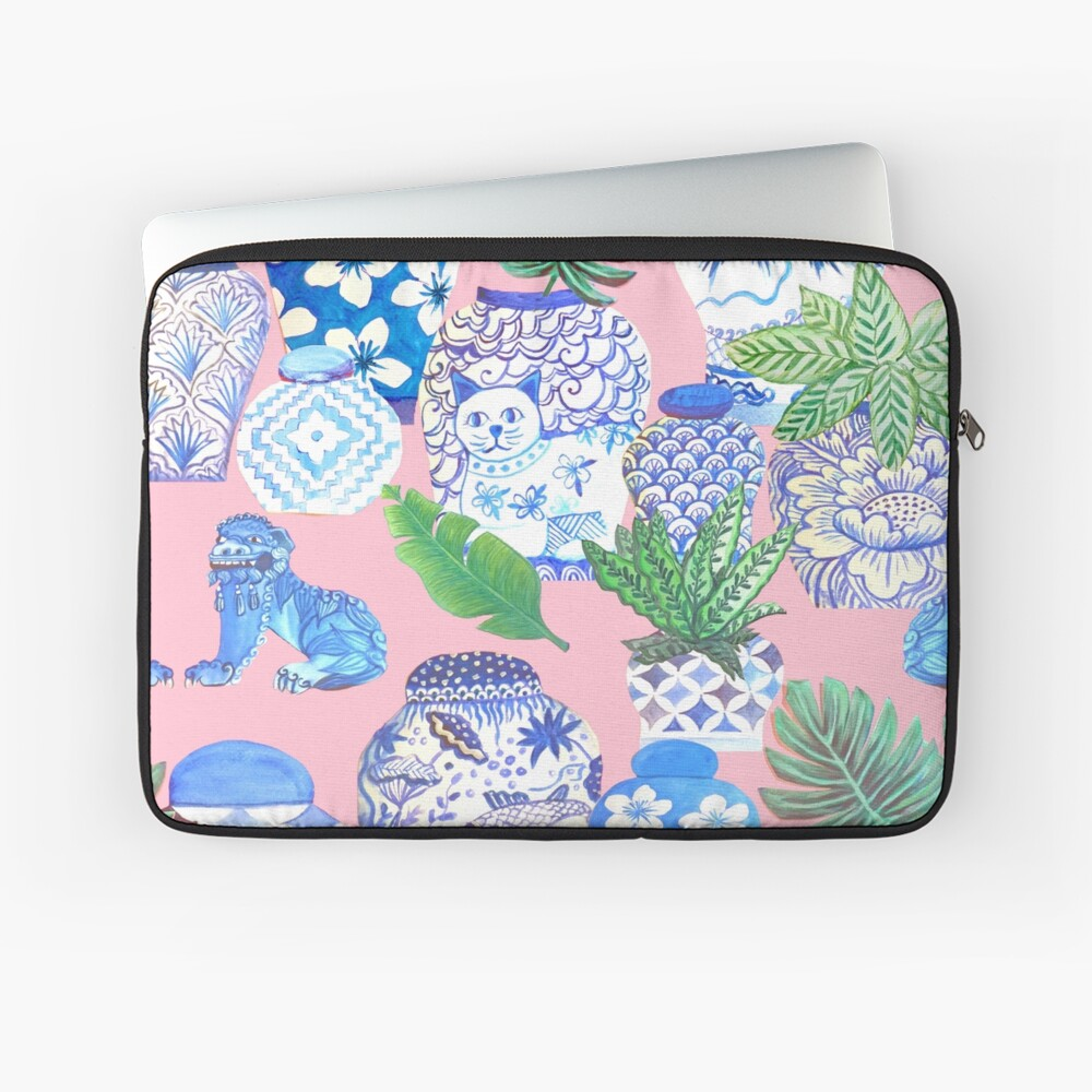 chinese ginger jars Laptop Sleeve