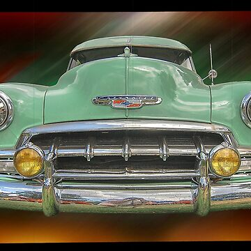 Child of the 50's - 1952 Chevrolet Deluxe by MajorDeez