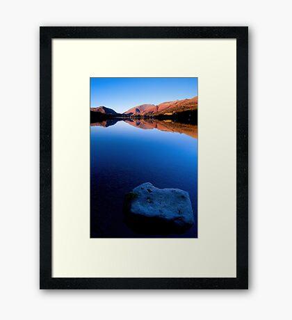 Grasmere - The Lake District Framed Print