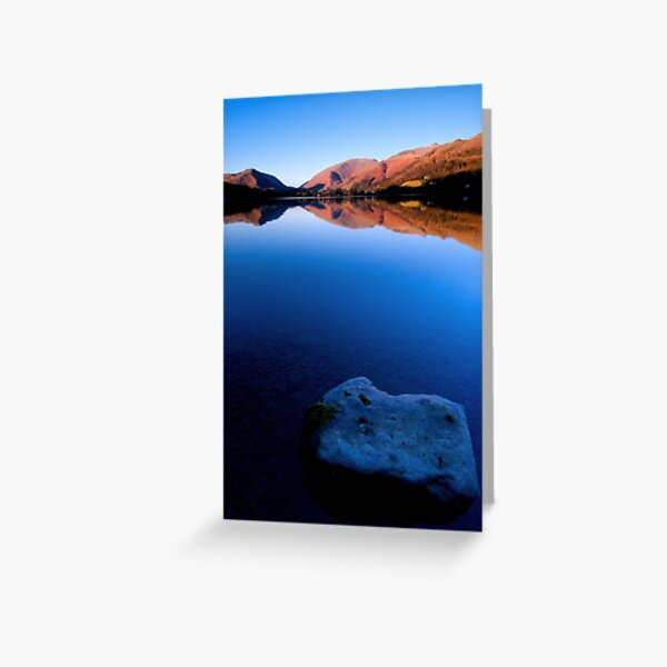 Grasmere - The Lake District Greeting Card