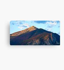 Mountain, Summit County, Colorado Canvas Print
