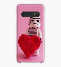 Trooper's Heart - Valentine, Birthday, Mother's Day Card Case/Skin for Samsung Galaxy