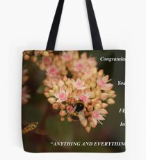 Anything & Everything Feature Banner Tote Bag