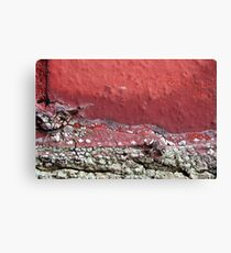 Republic Red Canvas Print
