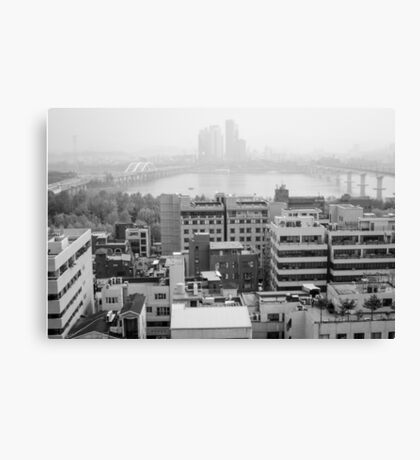 Seoul - South Korea Canvas Print