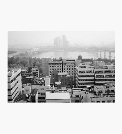 Seoul - South Korea Photographic Print