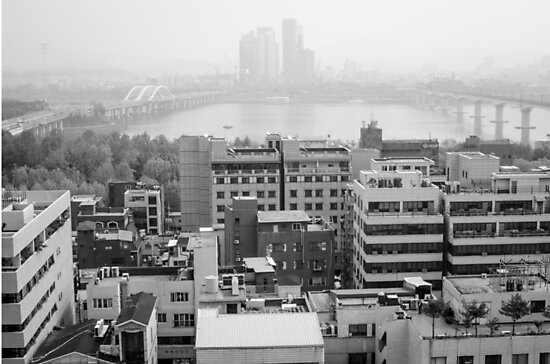 Seoul - South Korea by Robert McMahan