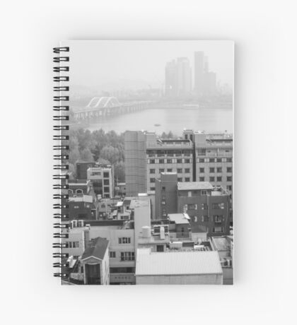 Seoul - South Korea Spiral Notebook