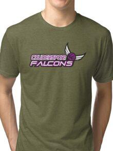 Coudersport Falcons Tri-blend T-Shirt