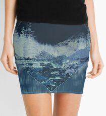 Into the Woods Invert Mini Skirt